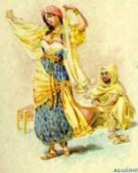 Algerian Dancer